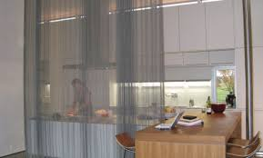 Fabric Room Divider Our Favorite Chain Curtains For Your Home