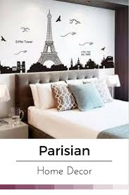 bring the romance of paris to you by adding some trendy paris