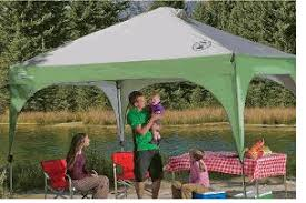 Instant Shade Awning Canopy Tent Pop Up Canopy Portable Instant Canopies For Nfl