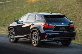 lexus crossover 2015 lexus rx the fourth generation lands at 2015 new york auto show