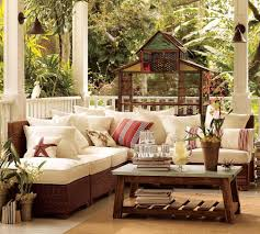 pottery barn ottoman coffee table laminate wooden floors as living room deep button tufts and plush details pottery barn small family for rest luxury brown