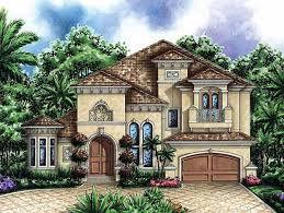 House Plans Mediterranean Style Homes 16 Best Cali House Plans Images On Pinterest Home Plans Floor