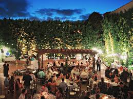 backyard wedding venues los angeles home outdoor decoration