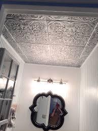 Top 25 Best Powder Room Ceiling Tiles Design For Hall Wonderful Restaurant Ceiling Tiles
