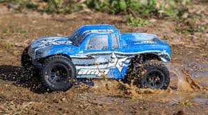 monster truck 1 10 amp mt 2wd monster truck btd kit with unpainted body
