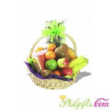 send fruit basket philgifts flavourous fruit basket send fruit basket