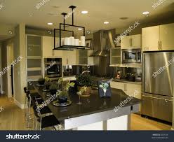 modern looking kitchens modern looking kitchen stock photo 2829196 shutterstock