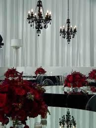 Red And Black Wedding Red Wedding Ideas Wedding Theme Decorations