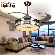5 blade ceiling fan with light luxury ceiling fan lights modern ceiling fans 42 inches 5 invisible