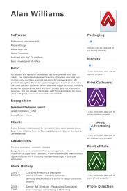 Freelance Artist Resume Freelance Designer Resume Samples Visualcv Resume Samples Database