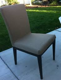 Allen Roth Patio Furniture Covers - allen roth set of 2 dellinger cast aluminum patio dining chairs