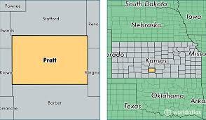 pratt map pratt county kansas map of pratt county ks where is pratt