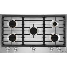 Gas On Glass Cooktop 36 Kitchen The Most Jgd3536bs Jenn Air 36 Downdraft Gas Cooktop