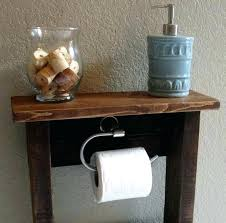 wooden toilet paper holder stand bathroom ideas best toilet paper holder an toilet roll holder wooden toilet paper