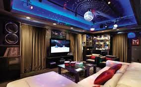 Ultimate Man Cave The Ultimate Man Cave Shop Style Features The Best Of The
