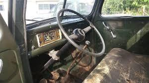 Vintage Ford Truck Steering Wheel - barn fresh 1946 ford pickup
