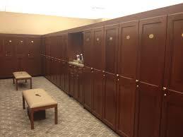 Locker Room Furniture Wood Lockers Case Study Shady Oaks Country Club