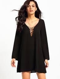 women black long sleeve kaftan dress for cheap online