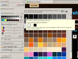 color that site u2013 add ons for firefox