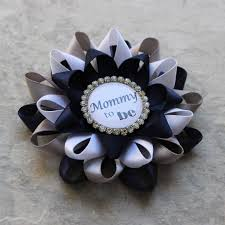 mommy to be pin aunt to be pin mommy to be corsage grandma to