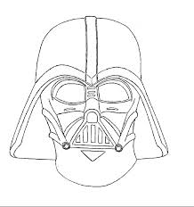 How To Draw Cartoon Darth Vader And Coloring Page Coloring Page Darth Vader Coloring Pages
