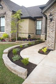 Landscape Ideas For Front Of House by Best 25 Front Yard Ideas Ideas Only On Pinterest Front House