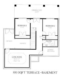 prairie style floor plans house plan 50258 at familyhomeplans
