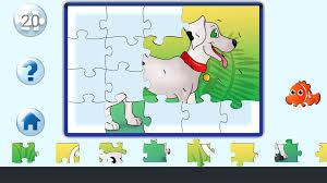 jigsaw puzzles free games for kids and parents android apps on