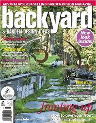 Garden Design Magazines Markcastroco - Backyard and garden design ideas magazine