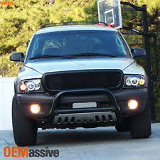 dodge dakota black grill 99 dodge durango parts ebay