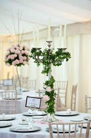 cheap candelabra centerpieces candelabras with flowers for weddings 25 candelabra wedding