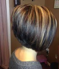 is stacked hair cut still in fashion latest fashion best modern short hairstyles with highlights and