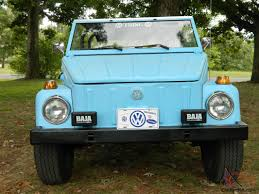 vw kubelwagen for sale vw thing california car 1776cc clean