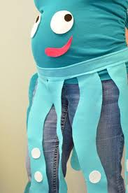 Octopus Halloween Costumes 25 Maternity Costumes Ideas Pregnancy