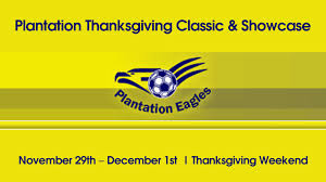 plantation thanksgiving classic showcase doral soccer club
