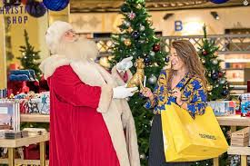 only 147 days to go u2026 christmas comes early as selfridges opens