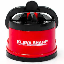 knife sharpener must have kitchen gadgets small red knife