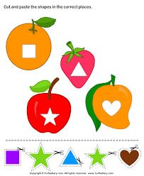 all worksheets preschool cut and paste worksheets printable