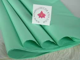 mint green tissue paper mint green tissue paper sheets 24 sheets 20 by 30 wrapping