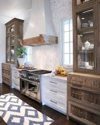 Reclaimed Wood Kitchen Cabinets Reclaimed Wood Kitchen Island We Used Black Cypress For The