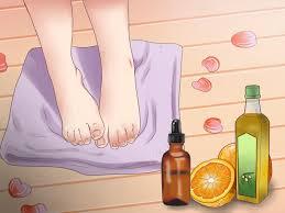 yellow nails toe nail fungus treatment 3 ways to treat toe nail fungus wikihow