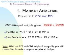 market analysis example articles bplans com simple business