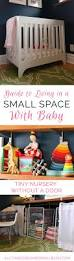small space living how to raise a baby in a small space