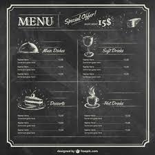 drinks menu vectors photos and psd files free download