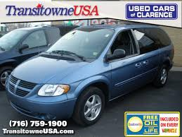 2007 marine blue pearl dodge grand caravan sxt 31426666