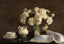 Good Vase Flower Flowers Morning Vase Life White Photography Flower Good