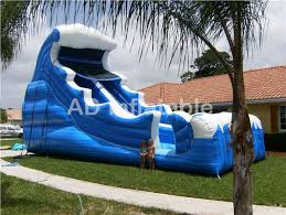 Backyard Water Slide Inflatable by Tall Big Tidal Wave Water Slide Backyard Inflatable Water Slides