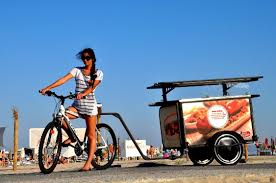 dog and crepes bicycle business idea youtube