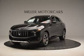 2017 Maserati Levante S Zegna Edition Stock W368 For Sale Near