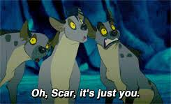 disney 3 lion king scar hyenas 5ever